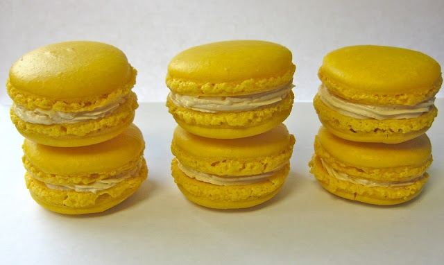 Dulce De Leche Macarons | FOOD - Sweet Somethings | Pinterest