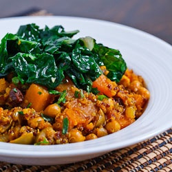 Butternut squash, chickpeas, quinoa. | Good to eat and drink | Pinter ...