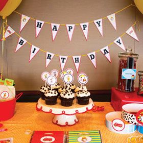 Fire Station Party | 18 Birthday Party Ideas in Toronto