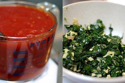 Basic Tomato Sauce | Italian Foods | Pinterest