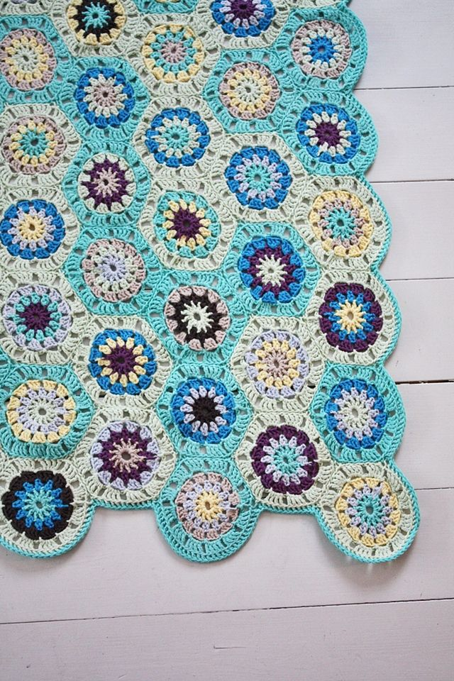 Crochet Yarn Over : The Yarn Over List-Pretty Pastels Crochet Blankets Pinterest