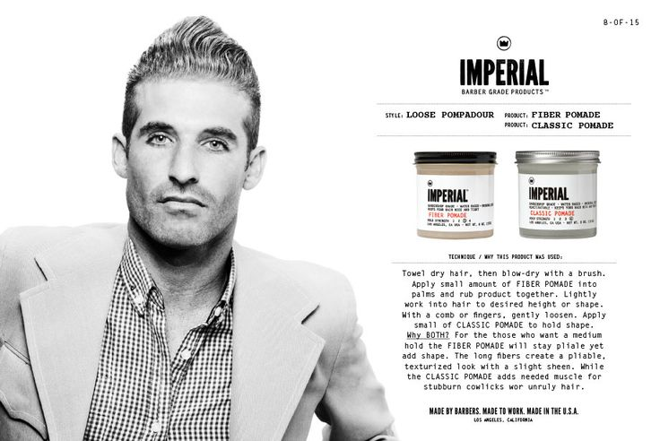 Barber Guide : Style Guide from Imperial Barber Products - Buy Online Today