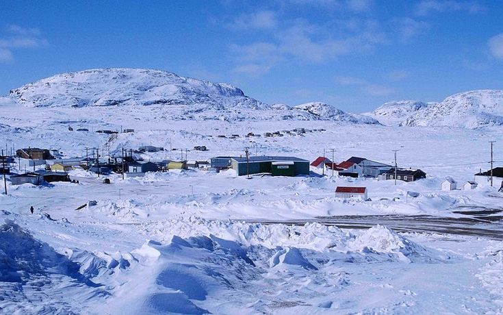 nunavut natural attractions
