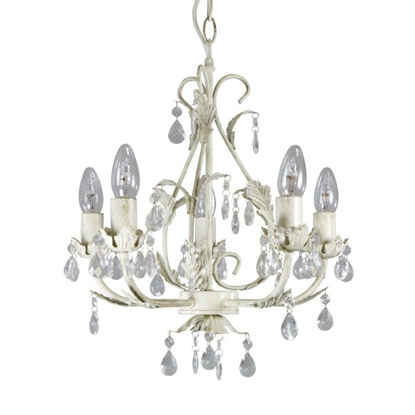 Dunelm Crystal Ceiling Lights : Light leaf and crystal ceiling fitting more ideas