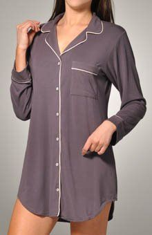 Eberjey Women 39 S Gisele Sleep Shirt Style Pinterest