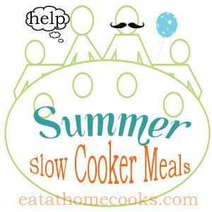 summer slow cooker meals