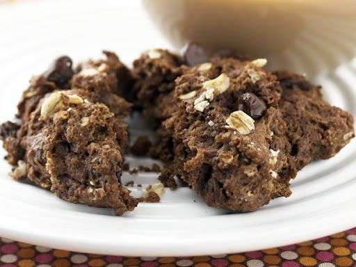 Healthified Mocha Scones | Baking Recipes To Try (healthy, mostly ...