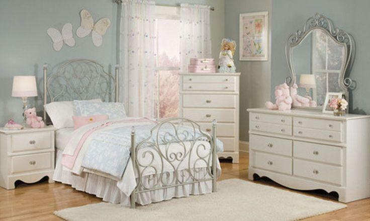 Farmer 39 S Furniture Spring Rose Bedroom Set