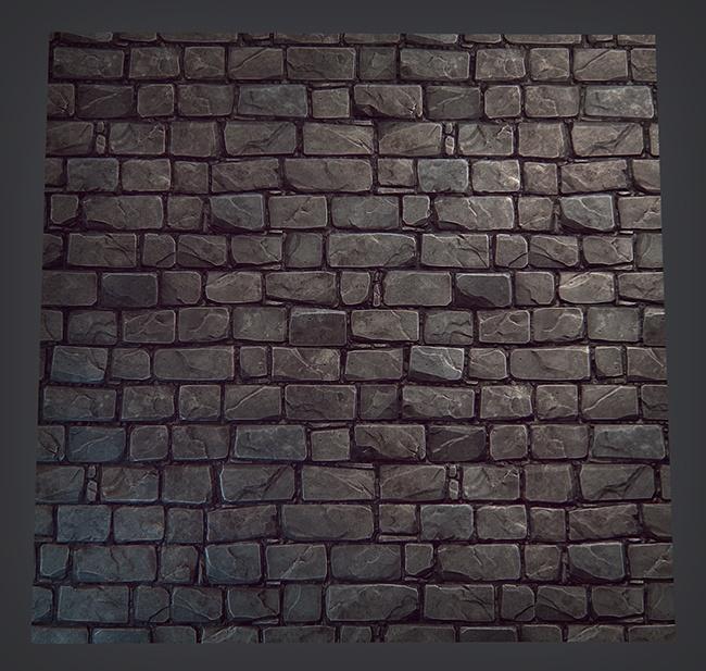 Brick Wall Texture Example 3d Pinterest