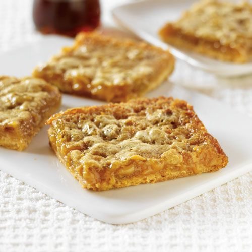Maple Butter Tart Squares | Loblaws | sweets and yum.. | Pinterest