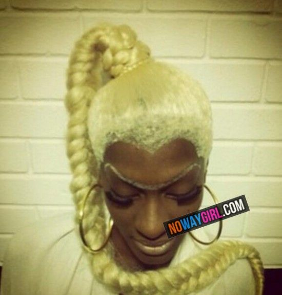 Ghetto Weave Hairstyles