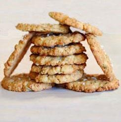 Savory Oatmeal Cookies | Recipes | Pinterest