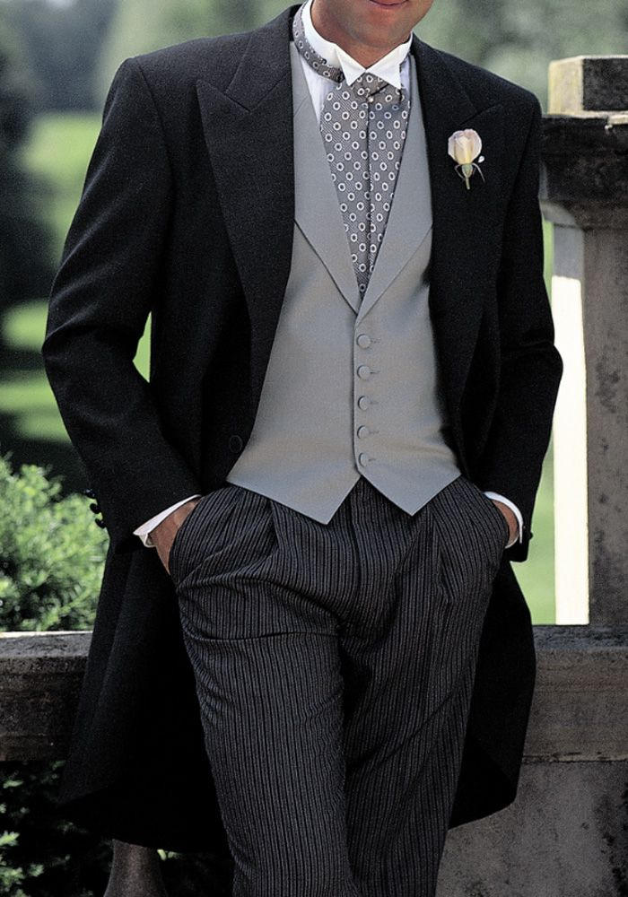 Morning suit wedding dress styles pinterest for How to dress for a morning wedding