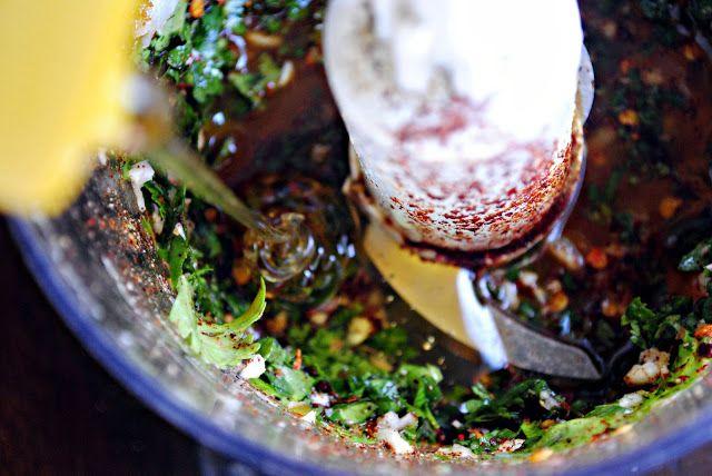 Cilantro Lime Marinade | good food makes me happy | Pinterest
