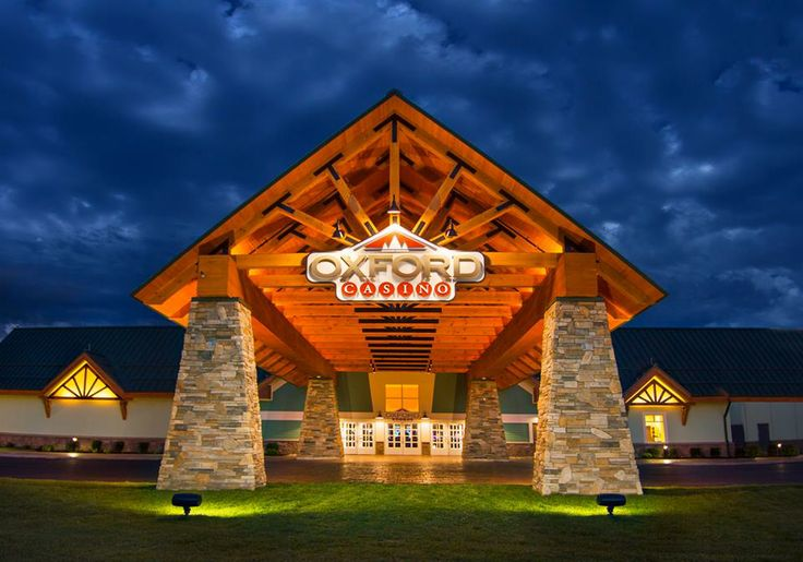 Oxford casino address maine