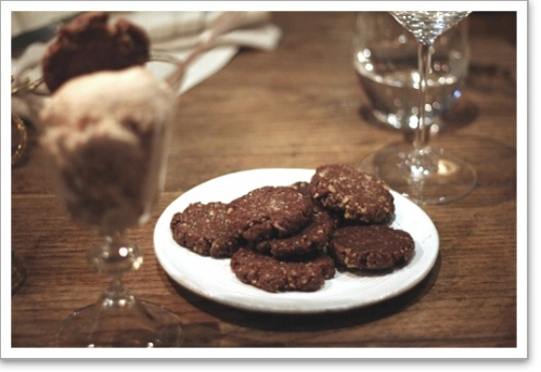 Spiced Walnut Date And Chocolate Cookies Recipes — Dishmaps