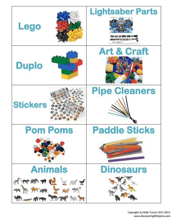 Toy Storage Toy Storage Labels masterlistforeignluxury