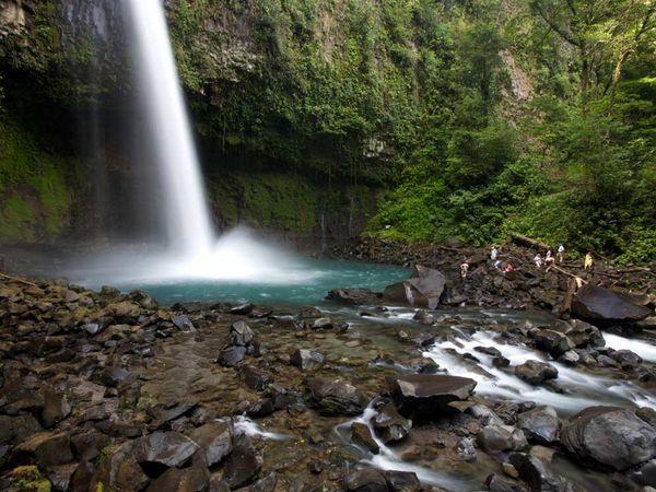 La Fortuna, Costa Rica (Been there, so beautiful!)