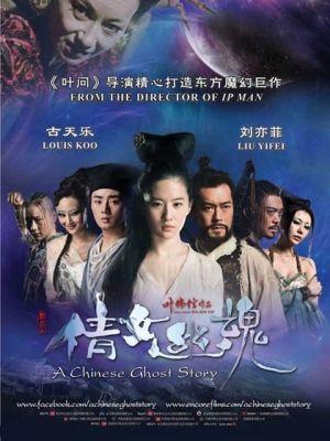 Phim Thiện Nữ U Hồn 4