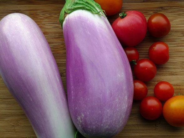 Giada's Rigatoni With Eggplant Puree | Devour The Blog: Cooking ...