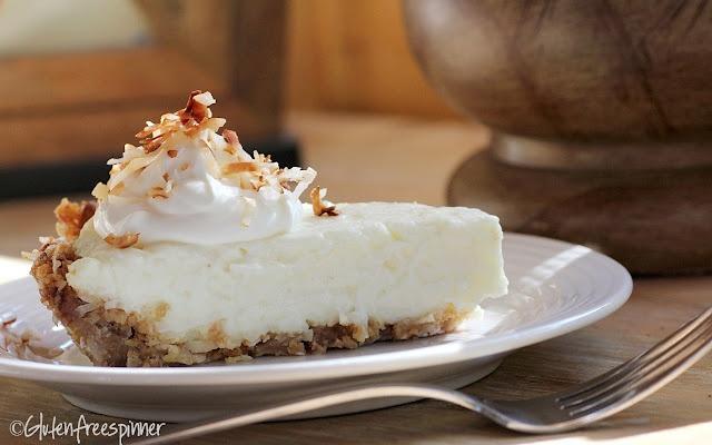 Coconut Cream Pie - gluten free