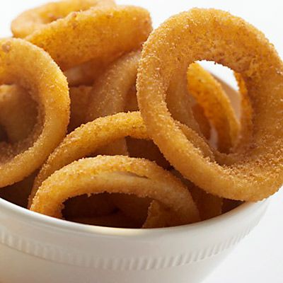 Oven-Fried Onion Rings | Food-Appetizers, Fries, and All Tasty Morsel ...