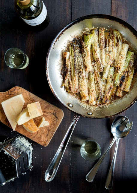 Braised Leeks | Note from Mikki: Oh. My. God. These are amazing. I ...