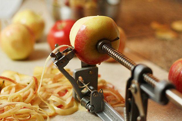 Pikes Peak Spiked Apple Crisp   Recipe