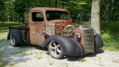 1938 Chevrolet Pickup | American Pick-up ..... | Pinterest