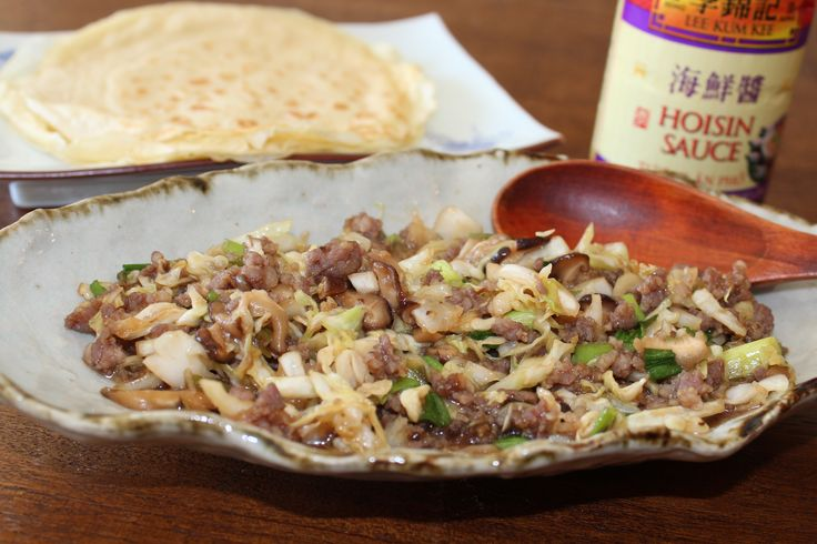 Moo Shu Pork | Contemporary Japanese | Pinterest