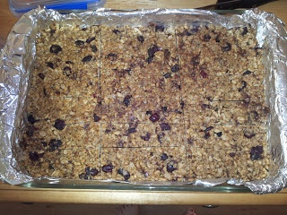Thick & Chewy Granola Bars – no bake | Vegan | Pinterest