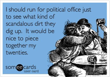 Political office