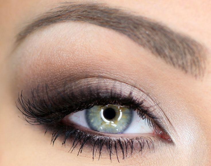 Beautiful natural makeup for green eyes. | makeup | Pinterest