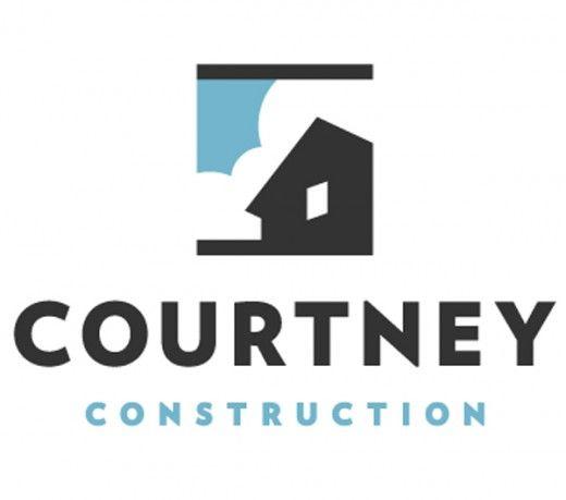 Construction logo design : Design : Pinterest