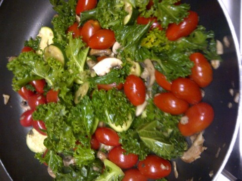 easy & simple (vegan and gluten free!)