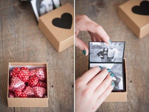 Подарок своими руками фотоальбом
