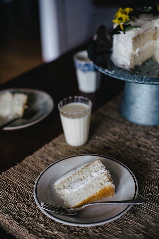 Local Milk | coconut tres leches cake + 1 yr of {local milk} + a ...
