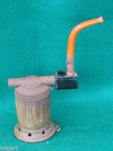 Vintage German Bee Smoker Fogger pipe BeeKeeping Bakelite mouthpiece, wood body | eBay