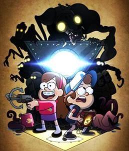 Gravity Falls Season 2 - Trọn Bộ