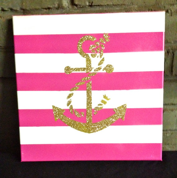A bit obnoxious but it would be adorable in a sorority house.