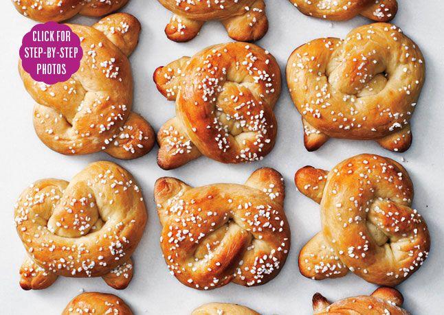 Sweet Pretzels | Recipe