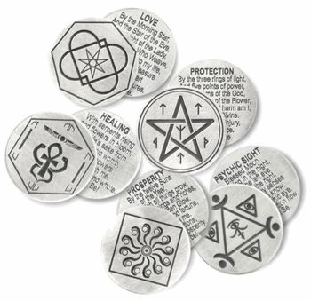 Blessing Stones- YULE pagan wiccan witchcraft magick ritual supplies