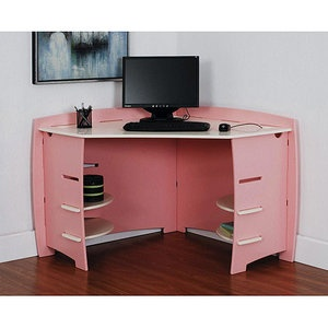 corner desk for little girl kids bedroom ideas pinterest