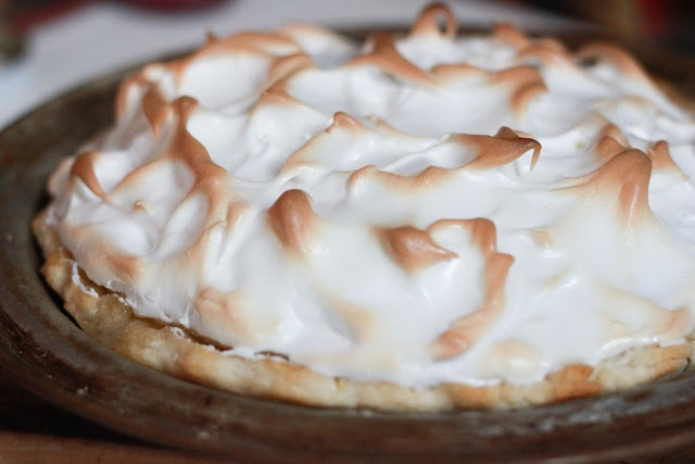 Brown Butter Butterscotch Pie | Food: Pies Without Chocolate | Pinter ...