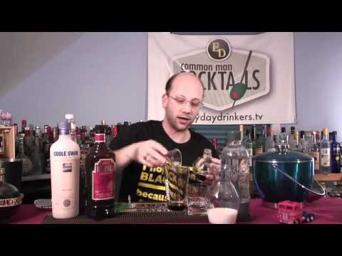 How To Make The Sexual Chocolate | Cocktail Recipes | Pinterest