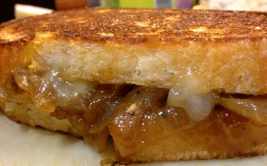 French Onion Soup Sandwiches | Breaking Bread Together | Pinterest