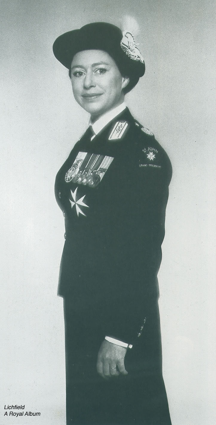 Princess Margaret Countess Of Snowdon British Princess