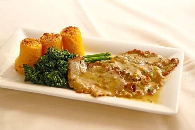 An A-to-Z guide to Miami Spice 2014: Veal scaloppine with lemon and ...