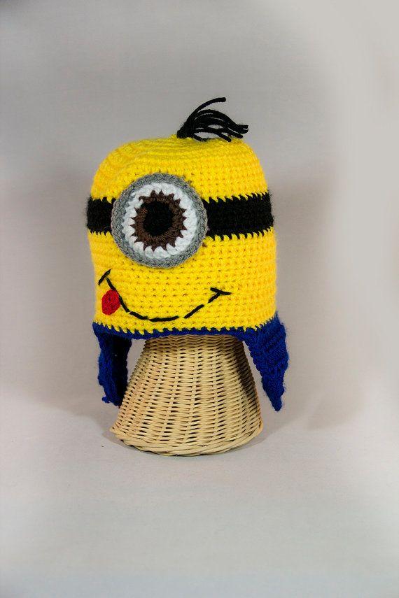 Crochet Minion Hat Auto Design Tech