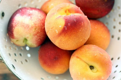 perfect peach. | My Porn | Pinterest